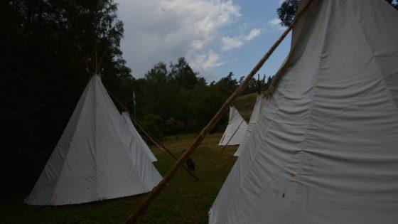 Táborová základna Kořen (Na Kosím potoce)
